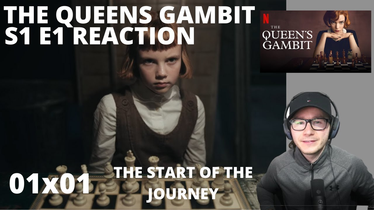 Download THE QUEENS GAMBIT S1 E1 REACTION I OPENINGS I SEASON 1 EPISODE 1 I 1x1 I WATCH ON NETFLIX
