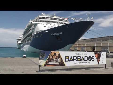 THOMSON TUI DISCOVERY CRUISE SHIP 2017