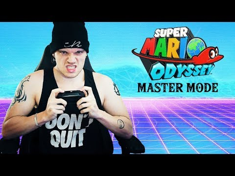 DIE ULTIMATIVE PRÜFUNG! | Mario Odyssey (MASTER MODE)