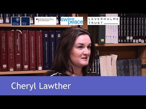 Cheryl Lawther on building an archive of and for victims in Northern Ireland