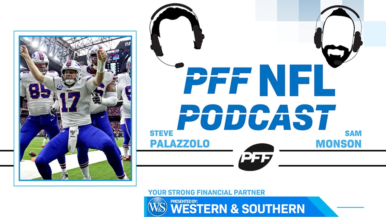 PFF NFL Podcast: 2020 NFL Wild Card Weekend Preview + Free Agency Preview | PFF