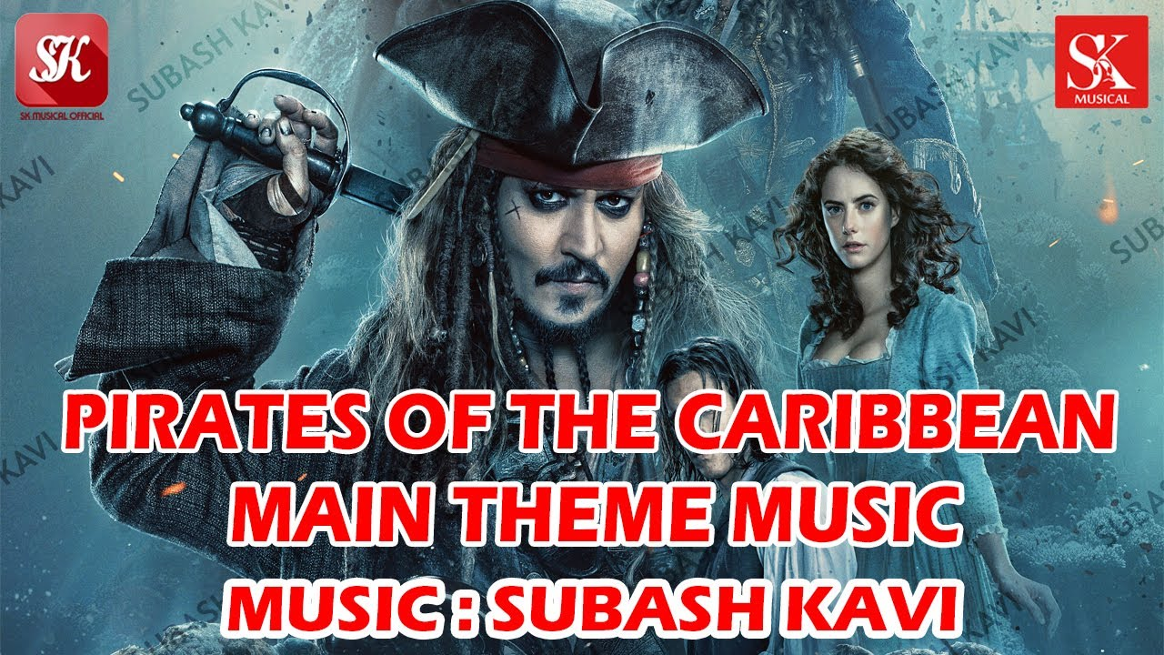 Images of Pirates Of The Caribbean Theme Song - #rock-cafe
