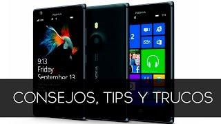 Nokia Lumia 925 Tips trucos para windows (aumenta velocidad, rendimiento y batería)