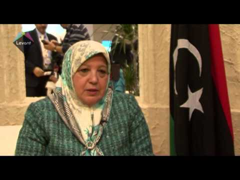 Interview with Libya's Minister of Tourism, Mrs Ikram Bash Imam