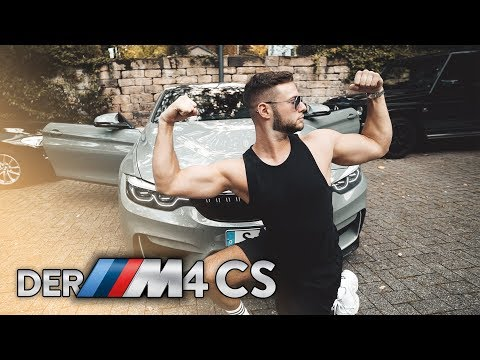 Der BMW M4 CS | inscopelifestyle
