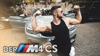 Der BMW M4 CS | inscopelifestyle