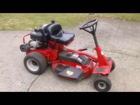 Snapper Riding Lawn Mower