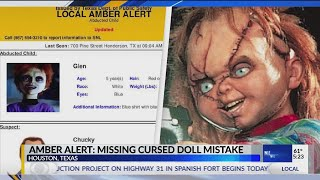 Amber Alert: Missing Cursed Doll Mistake