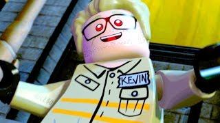 LEGO Dimensions Ghostbusters Story Pack All MiniKits, Rescued Paul (Breaking the Barrier)