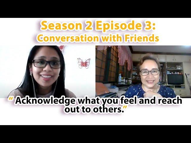 Season 2 Ep 3Conversation with Ana Pena, Milan, Italy