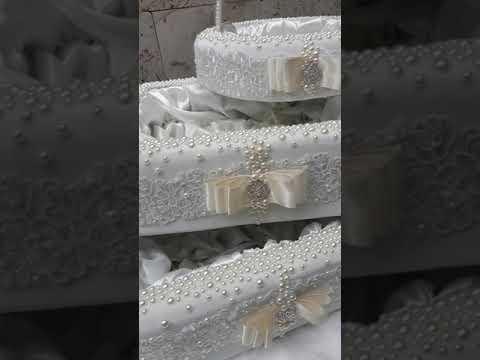 Набор корзин на свадьбу в классическом стиле