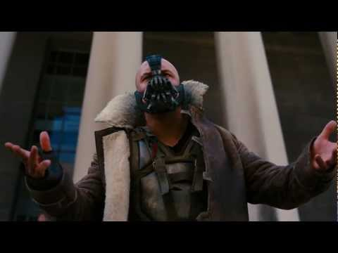 Bane. Gotham is yours