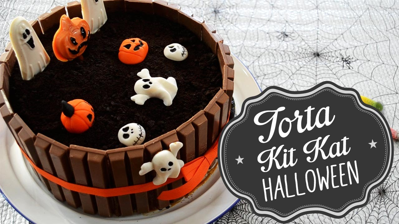Kit Kat Halloween