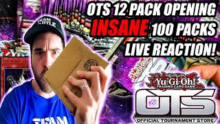 YuGiOh! OTS 12 *INSANE 100 Pack Opening* The Search For a Playset of Ultimate Judgments TEAM BORTLE