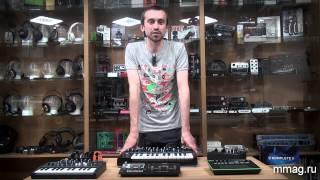 Cинтезаторы и их основные различия (видеоурок)