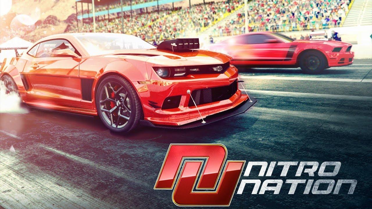 Resultado de imagem para Nitro Nation Drag Racing