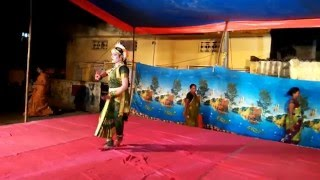 Bhama kalapam kuchipudi dance by Pavan Kumar(సౌందర్య) Vijayawada
