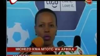 Michezo kwa Watoto wa Afrika