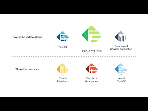 Replicon ProjectTime - Track Project Hours and Costs