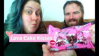 Lava Cake Kisses Taste Test