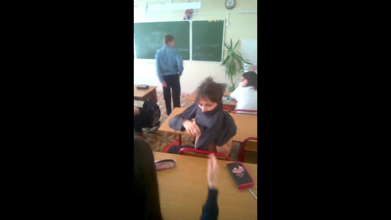школьник разделся на уроке