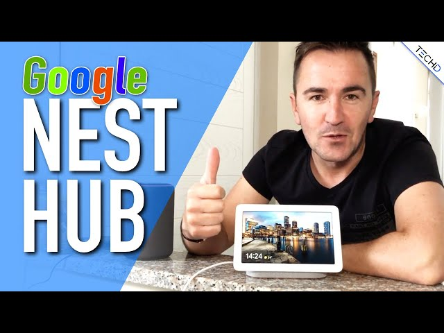 Google #NestHub - Ora l'assistente Vocale Google si Vede !