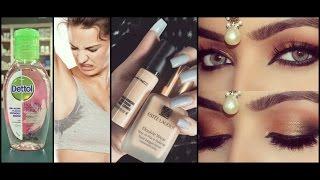 5 نصائح تجميلية مهمة لازم اي بنت تعرفها | Beauty Hacks