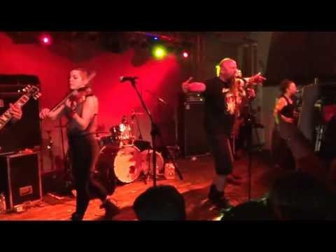 Sheitan - Kultur Shock LIVE in Frankfurt 2013