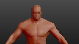 Замазать лицо на фото в GIMP