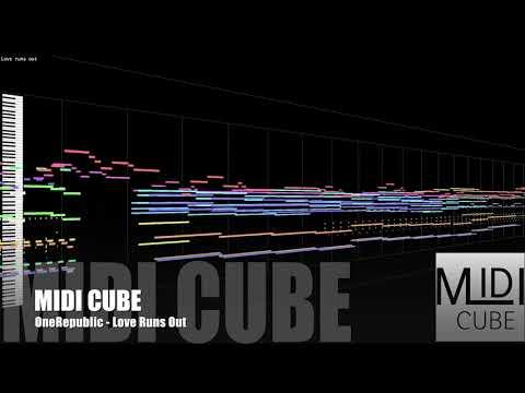 【MIDI Full Cover】OneRepublic - Love Runs Out  | MIDI CUBE