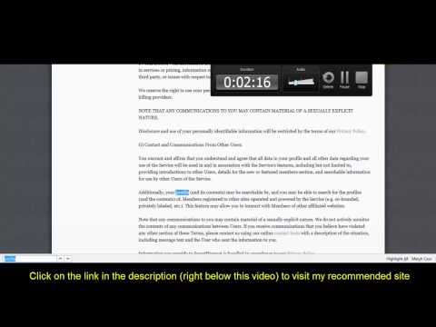 Ashley Madison Hacking from YouTube · Duration:  1 minutes 15 seconds