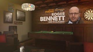 Men in Blazers' Roger Bennett Talks World Cup & More w/Dan Patrick | Full Interview | 7/11/18