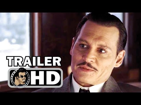 MURDER ON THE ORIENT EXPRESS Trailer #2 (2017) Johnny Depp, Daisy Ridley Thriller Movie HD