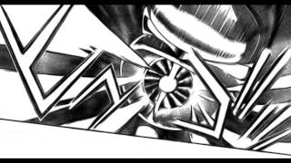Air Gear Yoshitsune vs Gawain