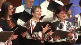 20th Annual Calgary Ukrainian Carol Festival - Full Length - 2016
