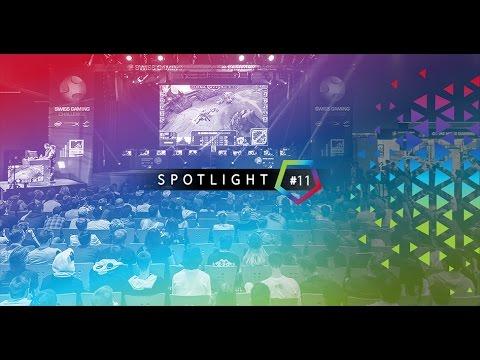 Spotlight #11 - FR - eSports.ch - La fenêtre dans le monde d'e-sport suisse