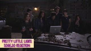 Pretty Little Liars 6x20 REACTION - Season 6 Episode 20 \