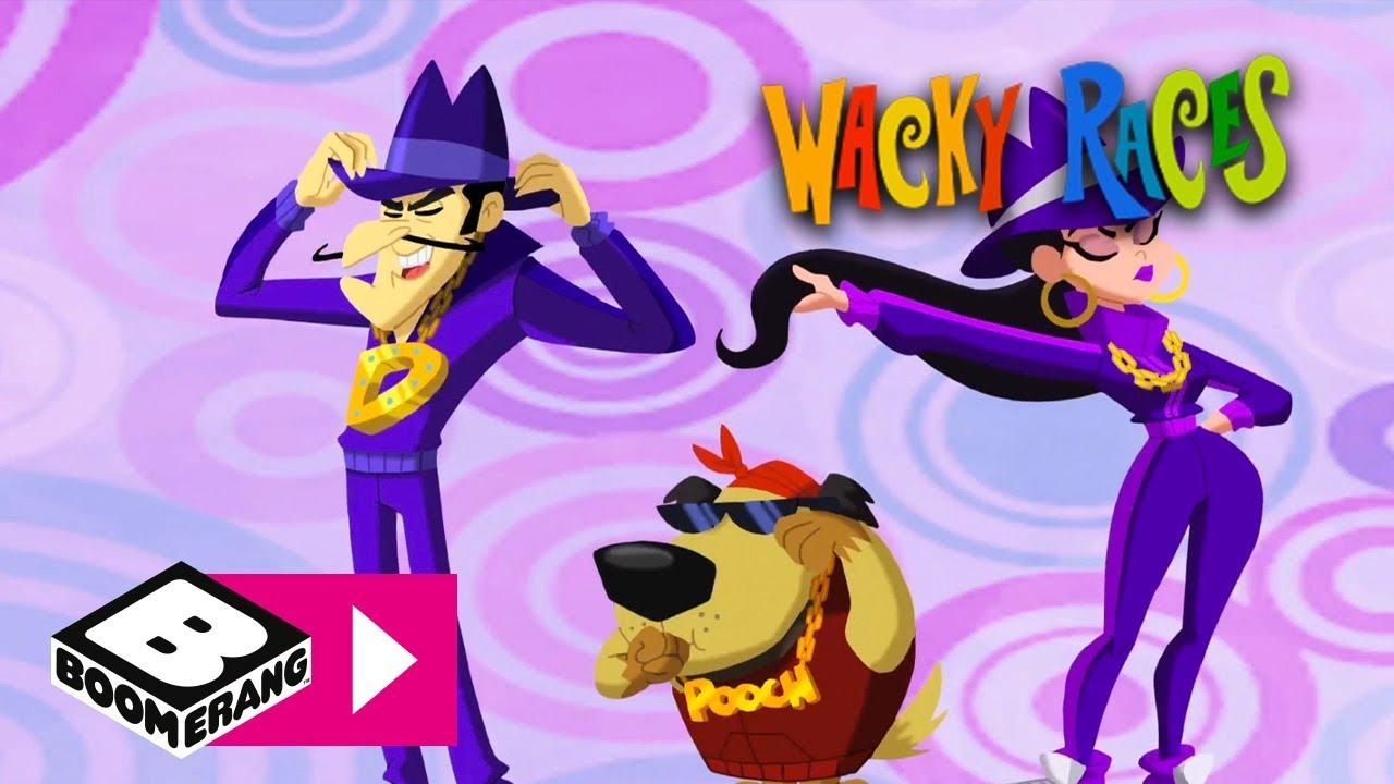 New Wacky Races 2017 Reboot Remake Corrida Maluca