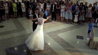 Aleksandra i Robert Pierwszy Taniec.....