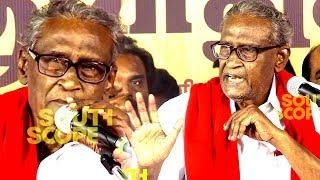 Tha Pandiyan Speech DMK Public Meeting