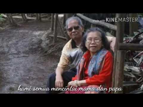 RIP Lie Djok Lan (mama) kami mencintai mama