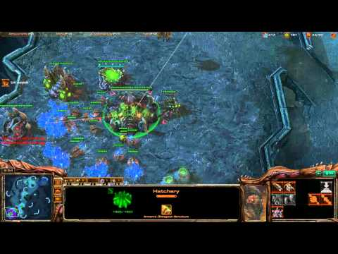 Starcraft 2 Tutorial – Destiny's Overlord Strategy (Retard Magnet)