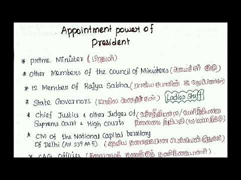 Indian Polity in Tamil |New Samacheer book 6th Std Term1