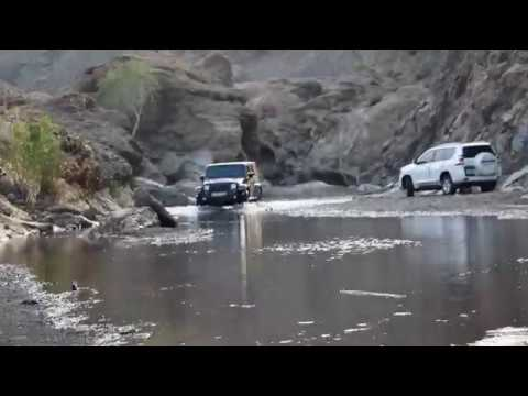 Hatta Rock Pools (Wadi)