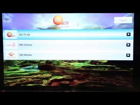 Ebs Tv GoogleTV/ IPTV Promo Final