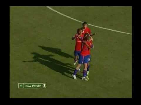 Ricardo Jesus Gol  CSKA x  Tomsk