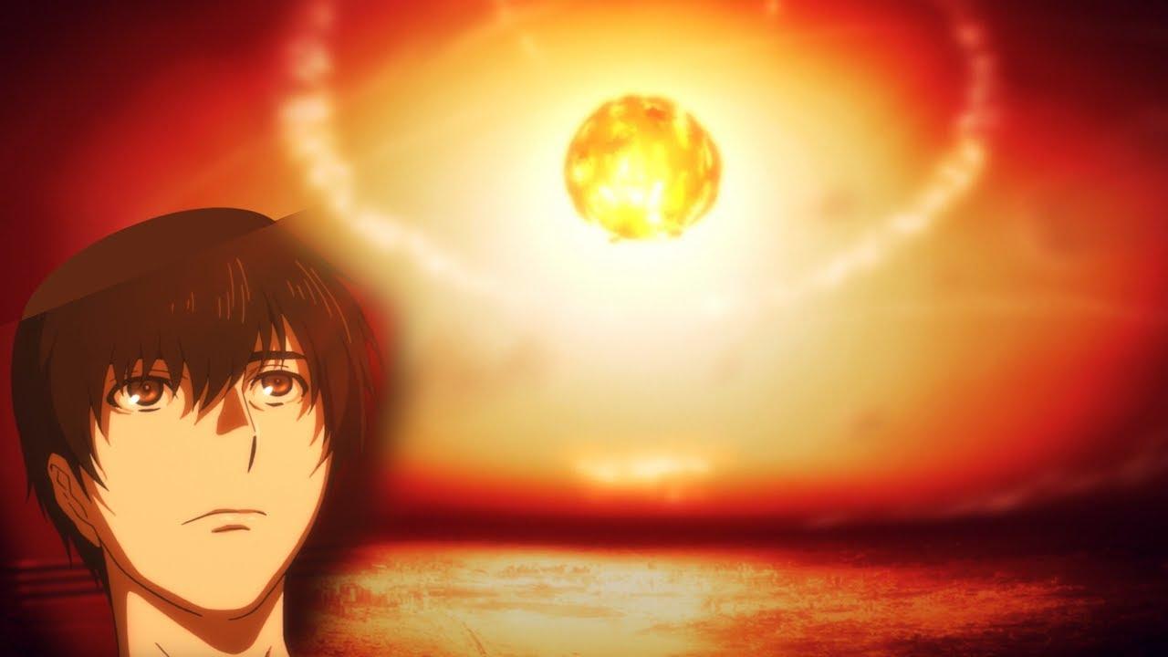 [애니리뷰/결말포함] 일본에 핵폭탄을 폭파시킨 테러범