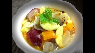 Mixed Fruit Chaat Recipe || Fruit Chaat || ফ্রুট চাট || Fruit Salad || Iftar Recipe || Fruit Recipes