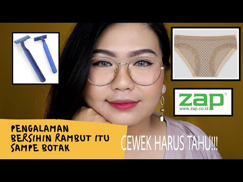 FIRST TIME FOR BRAZILIAN HAIR REMOVAL WITH ZAP CLINIC