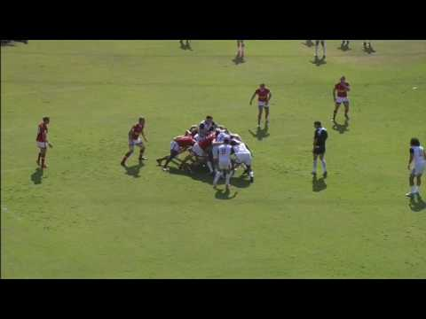 2019 Rugby World Cup Qualification — Canada vs. USA — Game 2 — Highlights